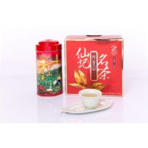 阿里山名茶【青心烏龍】清香型烏龍茶