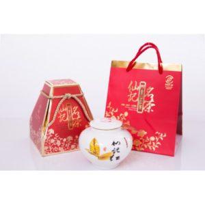小葉種 紅茶禮盒 仙記紅 150g/甕